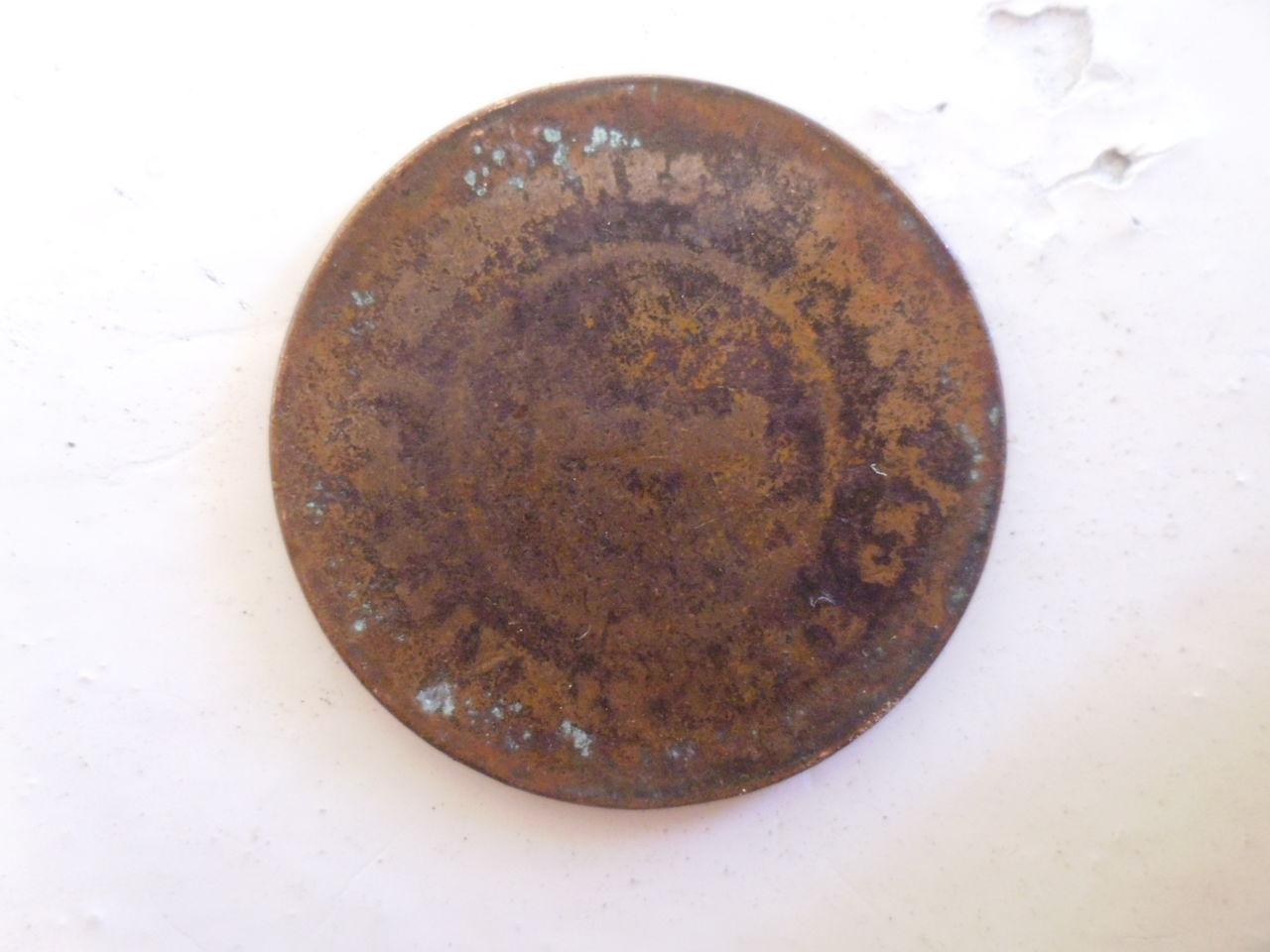 Moneda inglesa a identificar P1110688