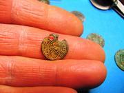 Amuleto en plomo 40a