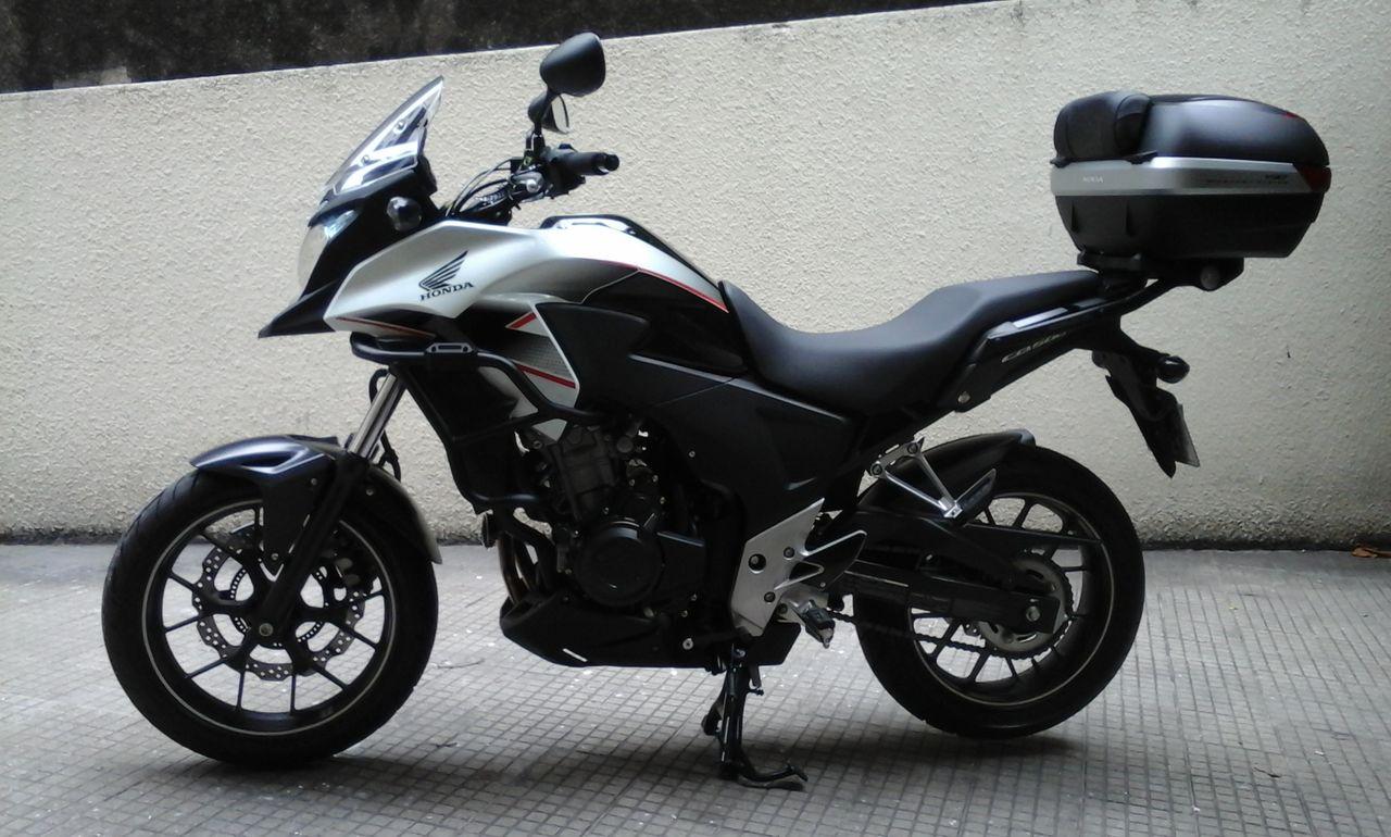 Honda CB 500x 2016 (Modelo novo chega ao Brasil!!)  - Página 17 20151025_150023
