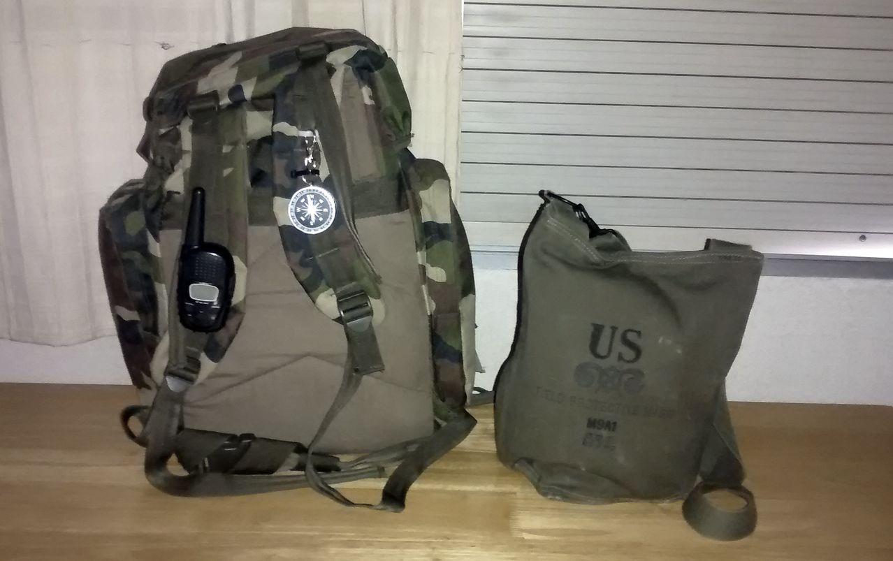 BUG-OUT BAGS (mochila supervivencia) 321