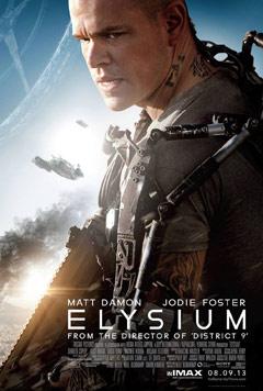 Las mejores y peores películas de acción de 2013 Elysium