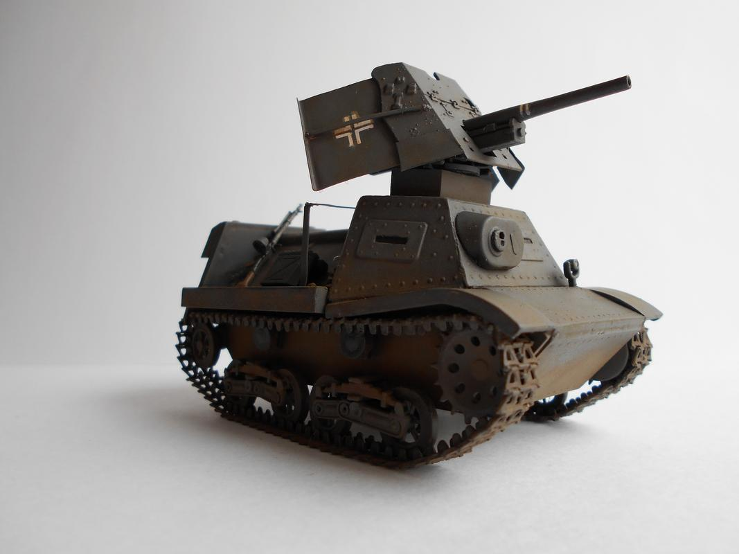 Немецкая САУ STZ-3 (R) 1/35 (ВЭ №35004+ Звезда №3610) - Страница 2 DSCN3322