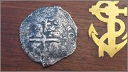 8 reales de 1684. Carlos II, Potosí 20150731_192720