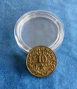 10 céntimos 1937. Consejo Municipal de Menorca. Opinión  IMG_6634