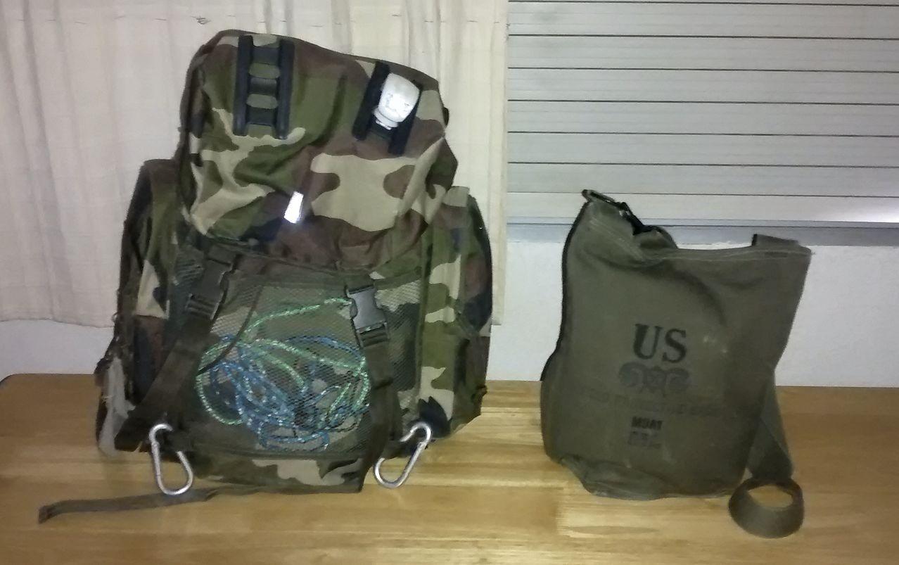 BUG-OUT BAGS (mochila supervivencia) 222