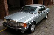 w123 - MB 280C 1978  - R$ 42.000,00 094712012170671