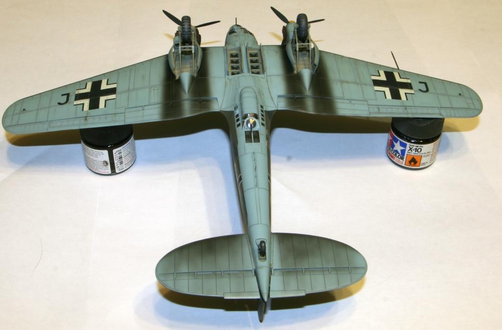 """Heinkel-111 P-2 """"Neville Chamberlain"""" 1/72 Hasegawa. IMG_3381"""