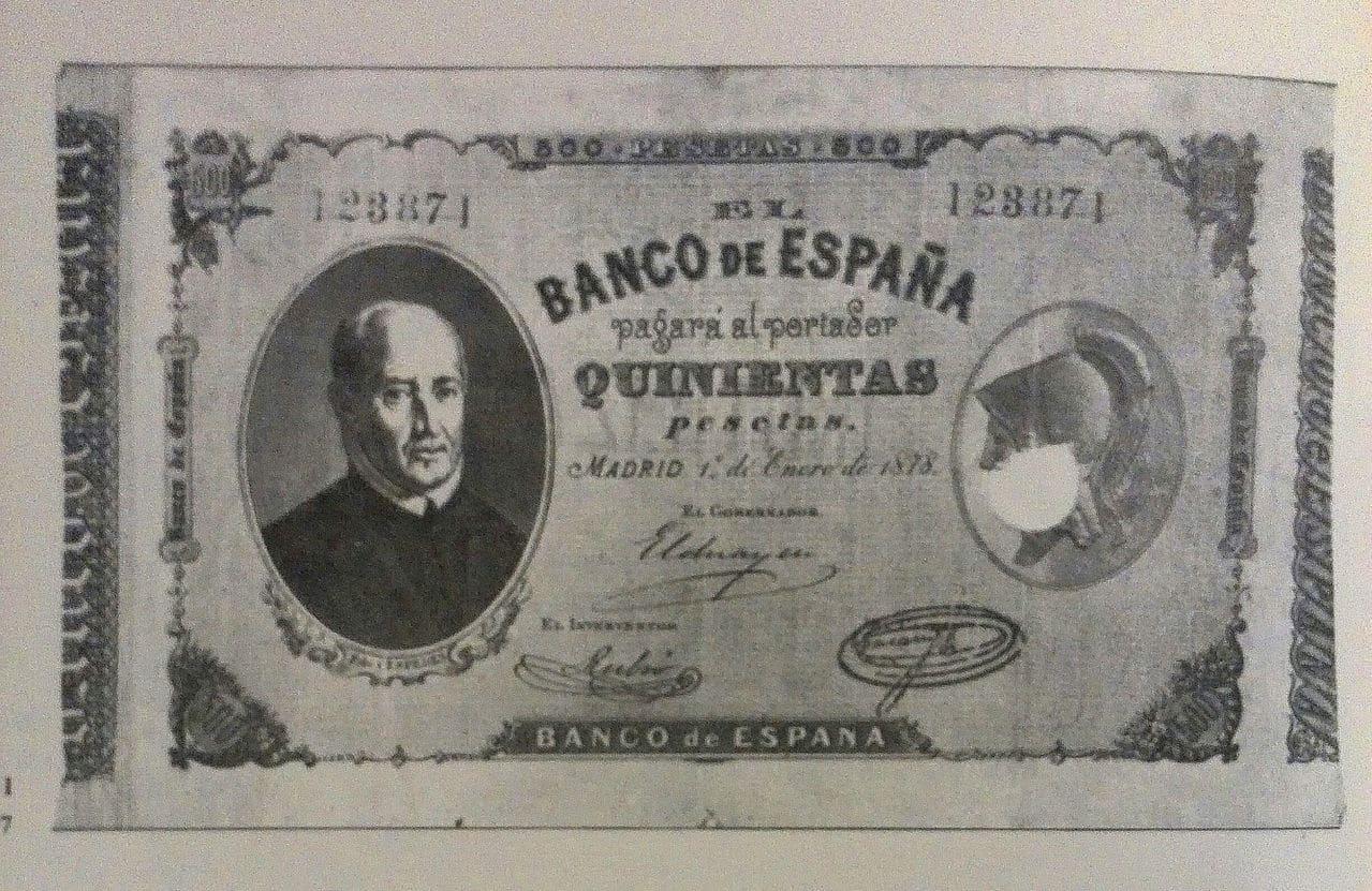 500 pesetas de 1878 Pablo de Céspedes (sus mil caras) 500_1878_papel