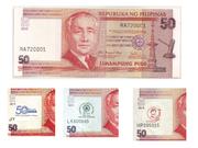 Billete colombiano  SC para hacer publicidad  ¡Vaya Nivelón!  Filipinas
