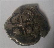 2 Reales de Potosi. 1731. Felipe V. 2_REALES_REV_1731_PILIPUS_V