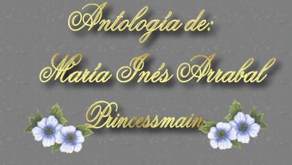 ANTOLOGÍA MARIA INÉS ARRABAL Titulo