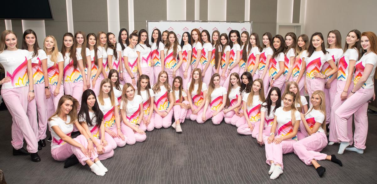 candidatas a miss russia 2018. final: 14 abril. 2018-03-22