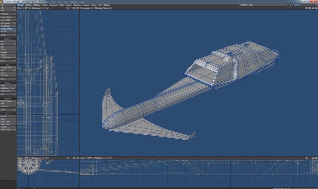 Emilon Provident-Class 3D CGI Model 14725411_10210818298671513_633032479_o