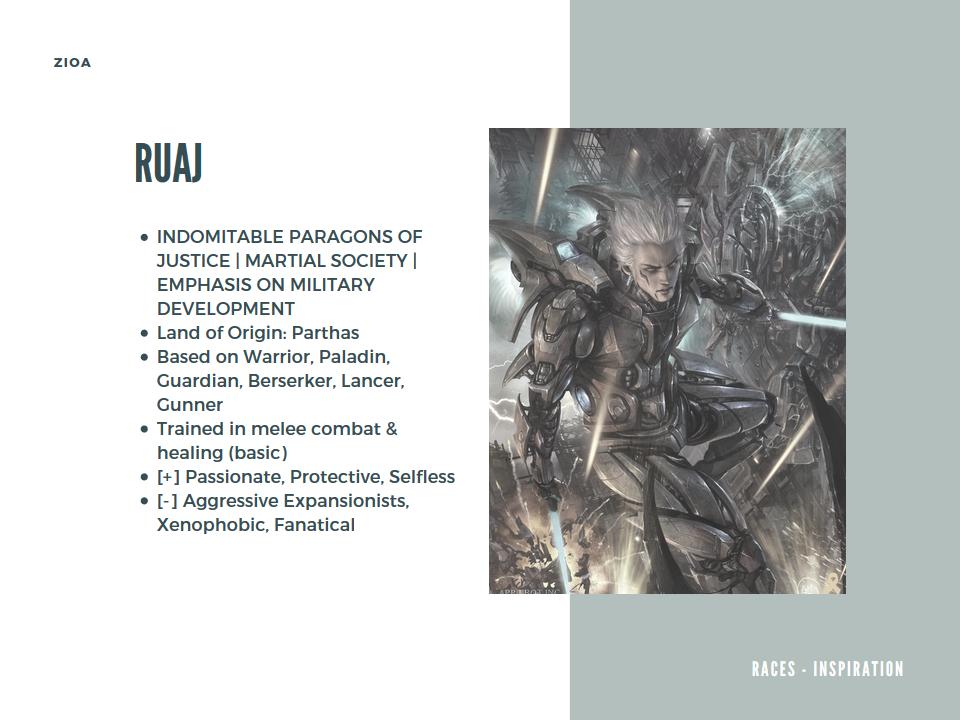 The Ruaj Ruaj