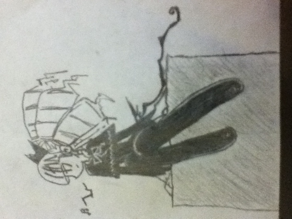 Q Ko-Chan Drawing(s) Image