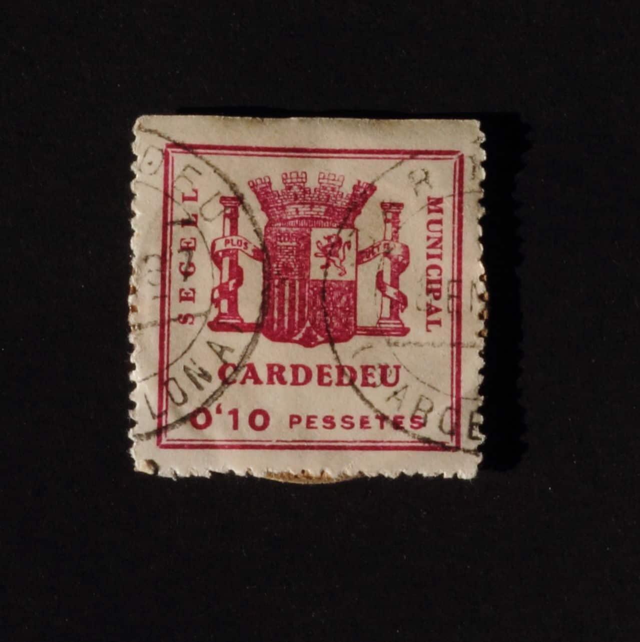 10 Céntimos Cardedeu, 1937 IMG_2860