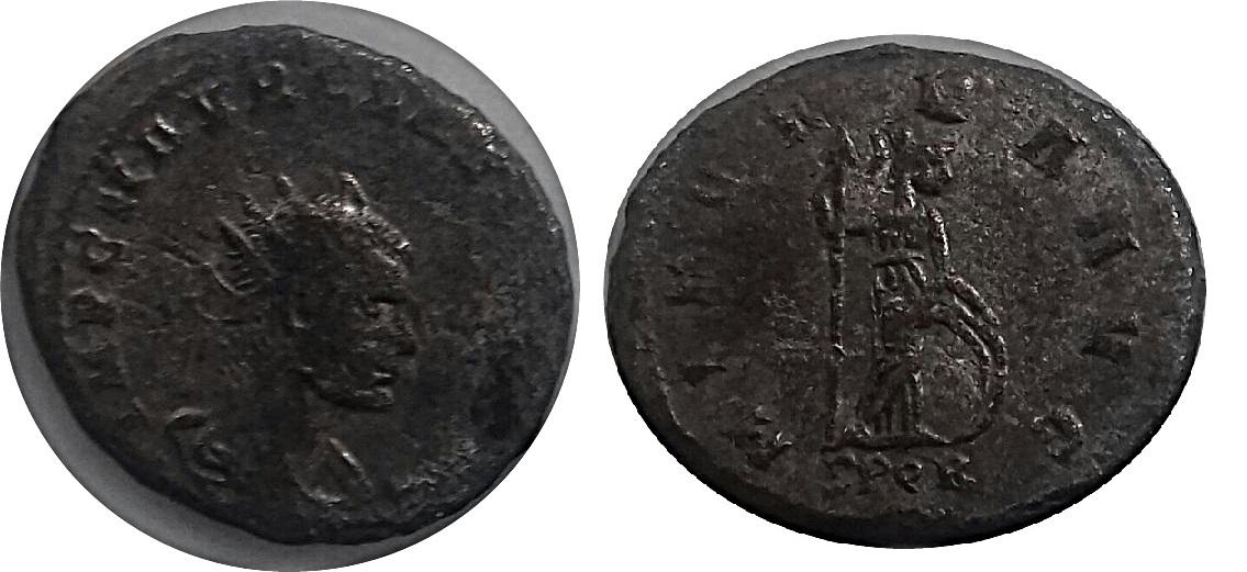 Antoniniano de Claudio II. MINERVA AVG. Esmirna Claudio_ii_esmirna