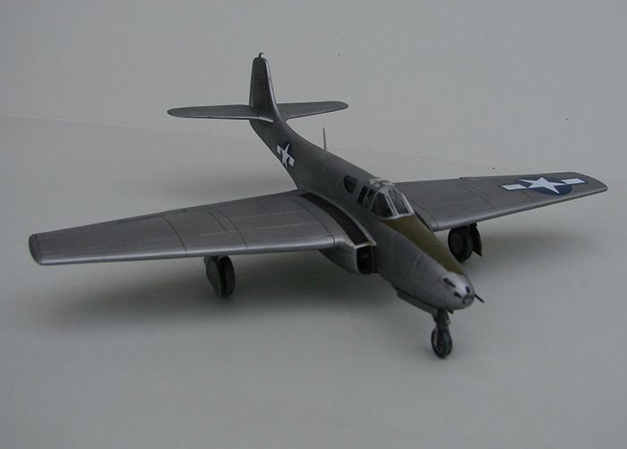 Bell P-59A Airacomet, Special Hobby ,1/72 DSC04395