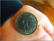 Republique  francaise 1971- 5 francs P2290063