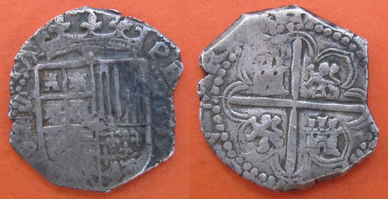 2 Reales 1595. Felipe II. Sevilla 2_reales_Sevilla_1595_Felipe_II