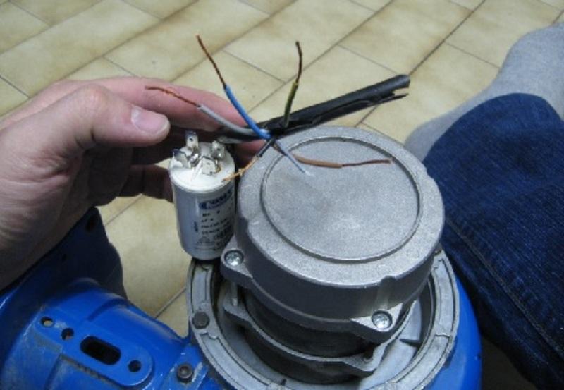 Dimensionare la ventola per una forgia a carbon coke Conduttori_motore