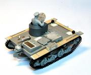 Плавающий танк Т-38 ГОТОВО DSC_0646