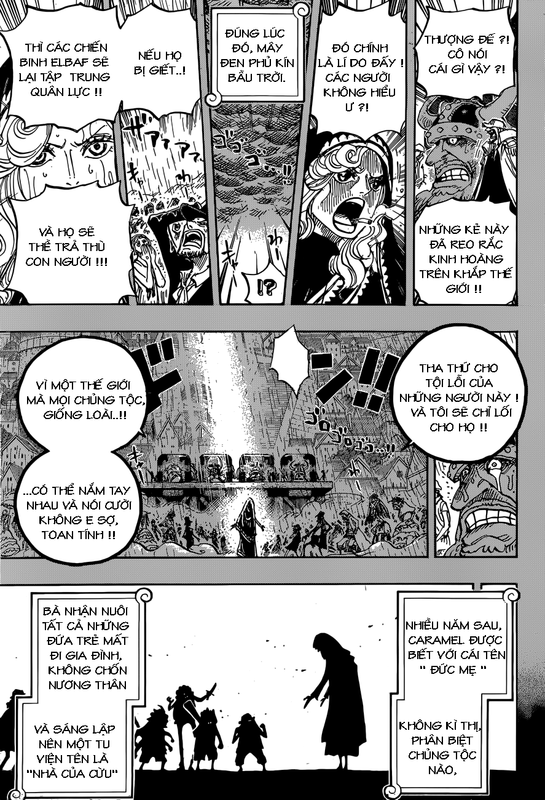 One Piece Chapter 866: Kẻ hủy diệt bẩm sinh 05_2