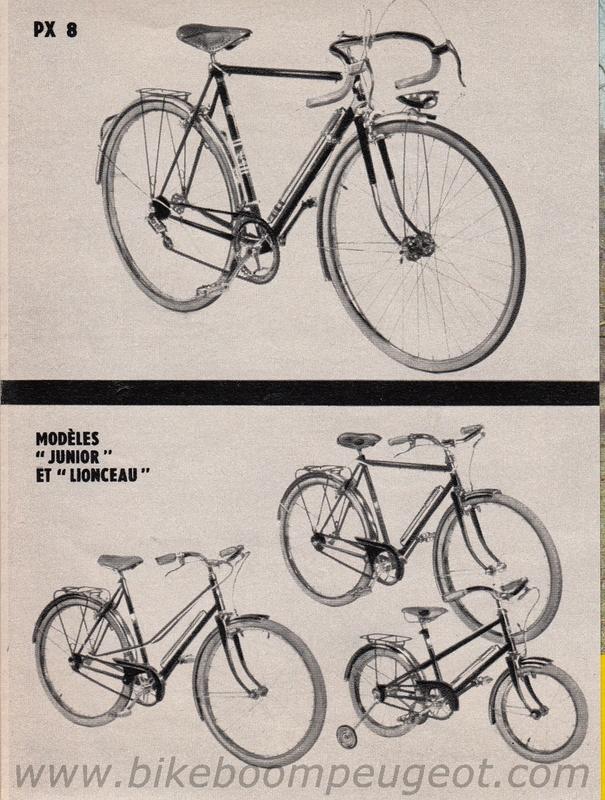 Peugeot PX 8 (10 vitesses 61/63) Peugeot_1960_1962_France_Brochure_PX8_Junior_L