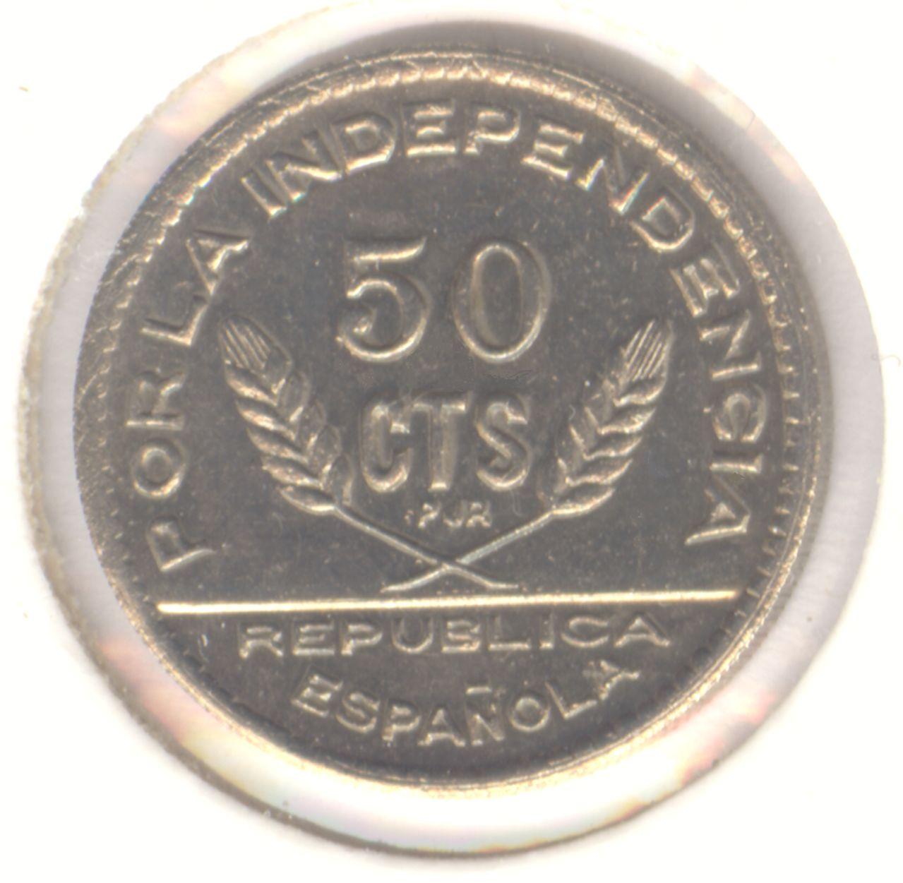 """50 Centimos 1937 Consejo de Santander, Palencia y Burgos. """" VARIANTES"""" 50_c_ntimos_Consejo_Santander_Palencia_y_Burgos"""