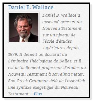 """chrétiens: Prouvez moi la naissance virginale de """"jésus"""" Wallace"""