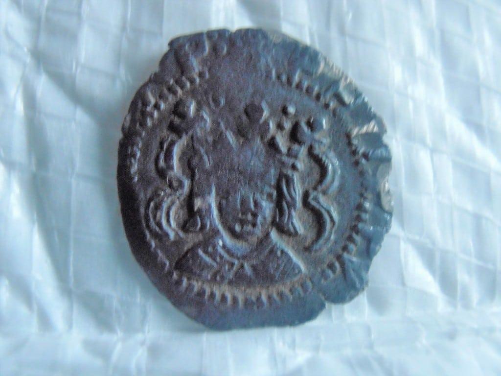Dieciocheno valenciano de Felipe III de 1619 P9100015