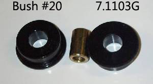 Linkage bushes 71103