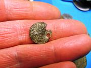 Amuleto en plomo 40b
