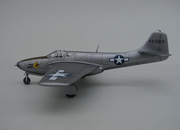 Bell P-59A Airacomet, Special Hobby ,1/72 DSC04397