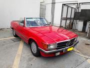 R107 500 SL - 1981 (v8) - R$ 158.000,00 Diagonal-de-frente