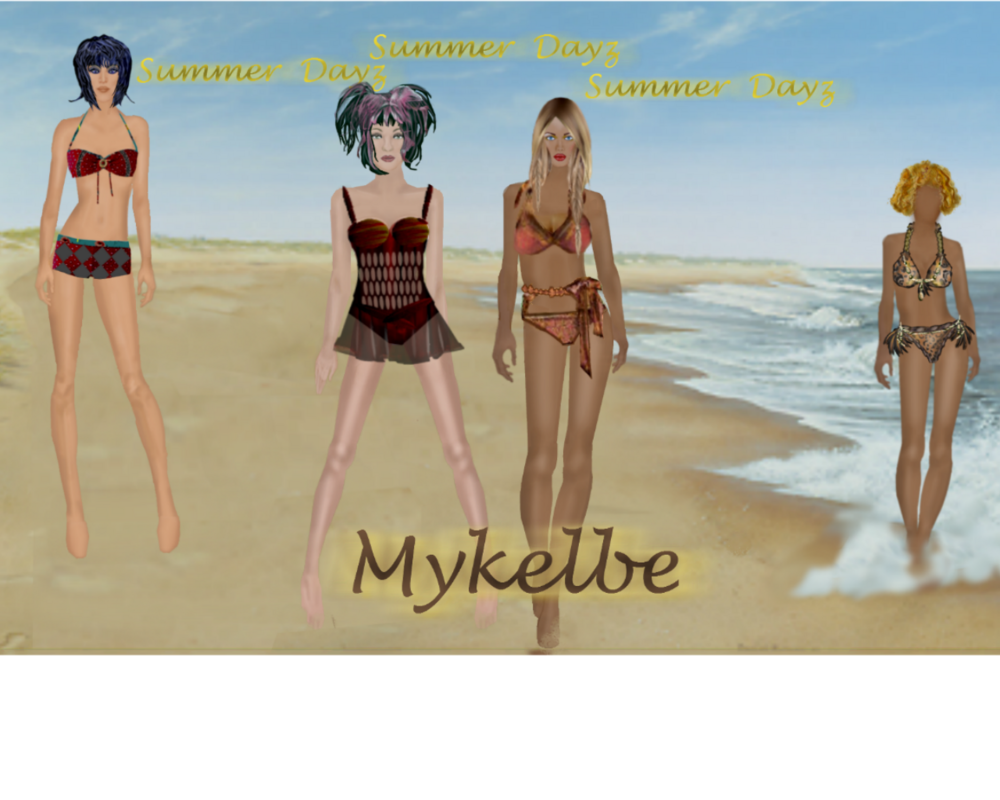 Swimwear for Bbates Contest Bathing_suits