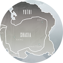 The Nations of Zioa Yuthi