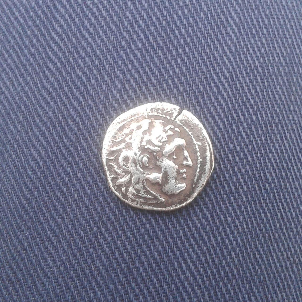 Dracma de Alejandro Magno (Póstumo). Lámpsaco. 310-301 a.C. 20160411_194017_1_1