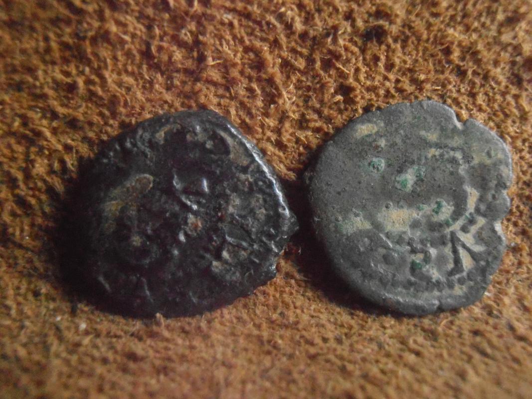 Dinero de Valencia, Felipe IV (1654) P4210180