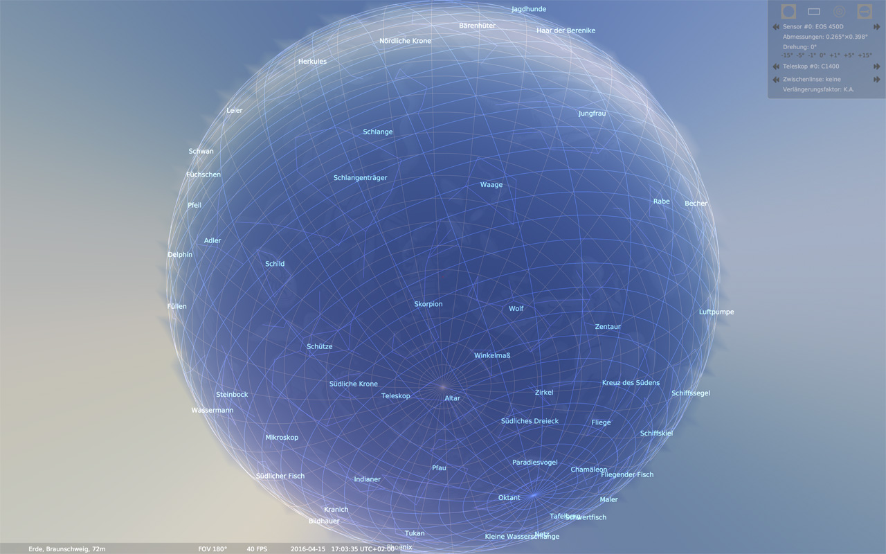 Die Erde, in der wir leben und der Raum, der die Welt ist - Seite 49 Stellarium_04