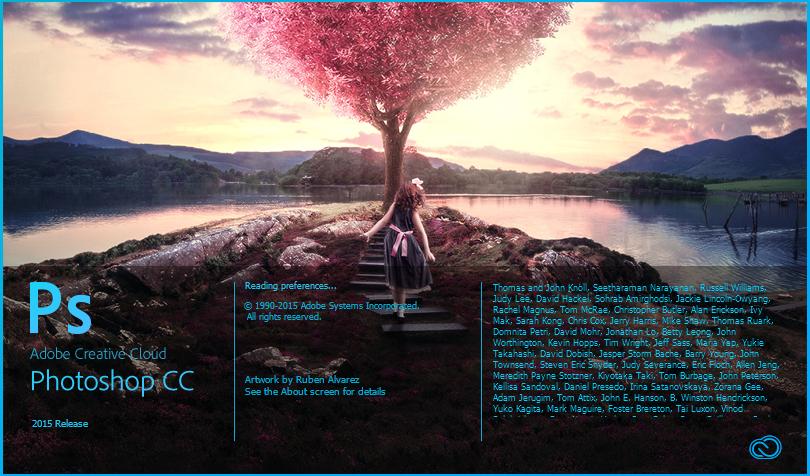 Adobe Photoshop Creative Cloud ❷⓿❶❺ for VNZ (Pre-Activated) - Enterprise Versions. Bản mới nhất đã có bản quyền Adobe_PTS_CC_2015