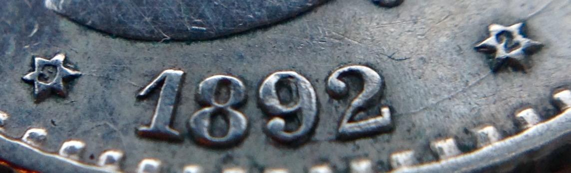 1 peseta  1891 P.G. M - Página 2 Image