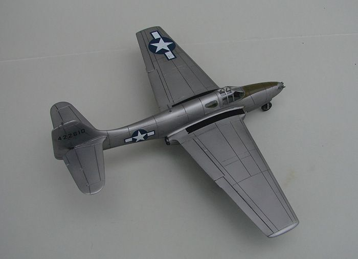 Bell P-59A Airacomet, Special Hobby ,1/72 DSC04404