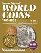 Krause Standard Catalog World Coins 18th Century 1701 - 1800 4th Edition World_Coins_1701_1800_6