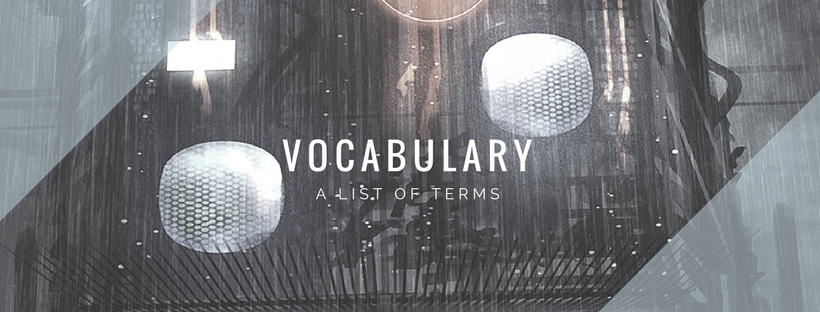 Vocabulary Vocab