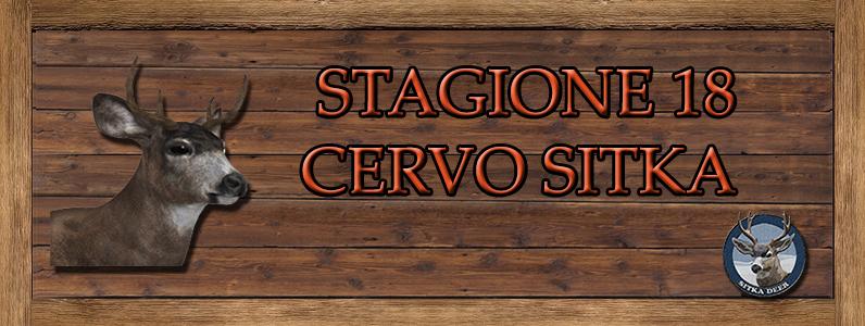 Cervo Sitka - ST. 18 CERVO_SITKA