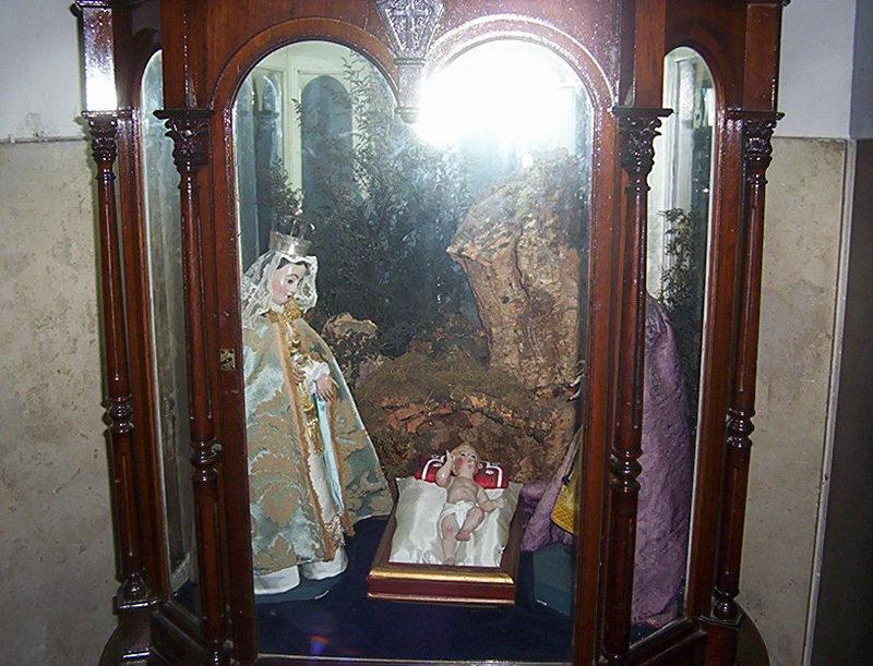 UNA VISITA AL MUSEO DEL CONVENTO DE SAN FRANCISCO SALTA Natividad_porcelana