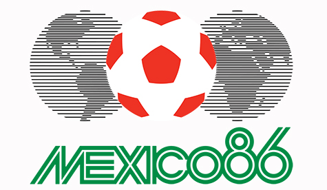 Mundial México 1986 - Cuartos de Final - Argentina Vs. Inglaterra (1080p/480p) (Español Latino/Castellano) Logo_Mundial_1986