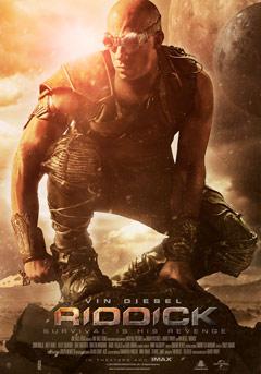 Las mejores y peores películas de acción de 2013 Riddick
