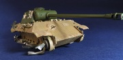 PzKpfw V Panther из роты Сотникова № 518. Звезда 1/35. ГОТОВО DSCN1693